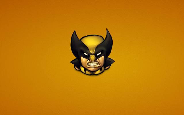金刚狼,洛根,极简主义,漫画,X战警,X战警,金刚狼,愤怒,奇迹
