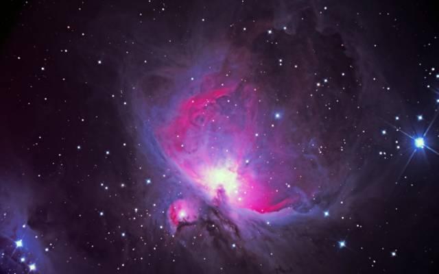 猎户座,NGC 1976,星云,M 42