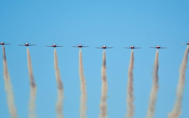天空,航空,飞机