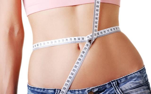 减肥,健康的食物,三围,饮食,腹部