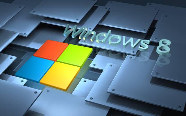 Windows,微软,标志,Windows 8,标志