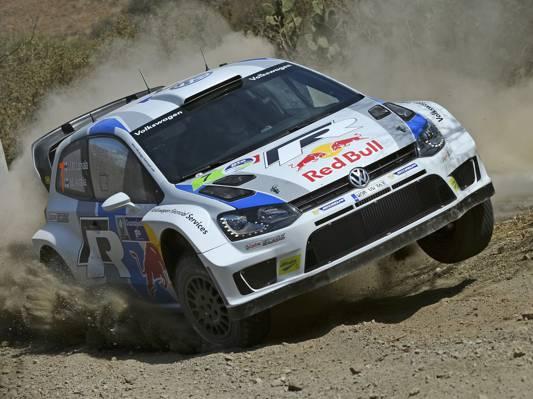 WRC,前线,汽车,拉力赛,大众,波罗R
