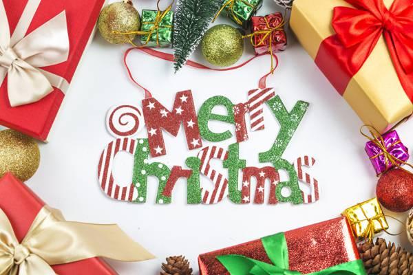 装饰,圣诞节,新年,假日,礼物