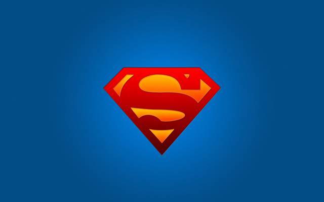 超人,超级英雄,符号,超人,标志