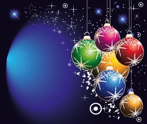 球,新年,新年,假期,圣诞节,装饰,圣诞节