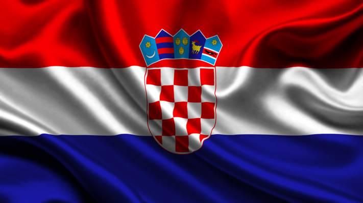 国旗,克罗地亚,克罗地亚