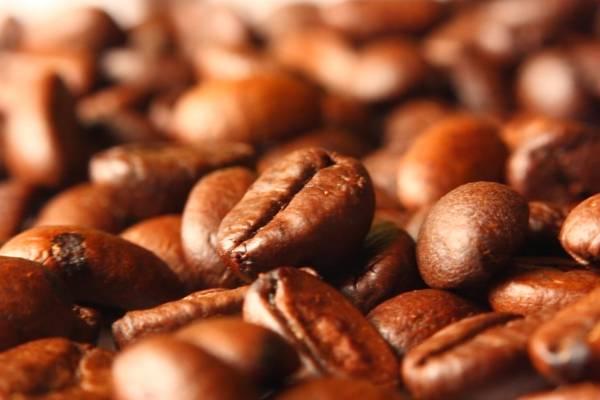 咖啡豆高清壁纸