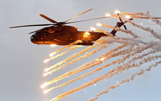 直升机,西科斯基,海上种马,重型,运输,CH-53,军事