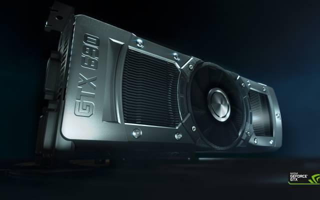 显卡,NVIDIA,GeForce GTX 690,电源