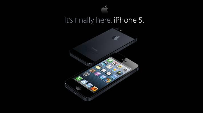 智能手机,苹果,iPhone 5,iPhone