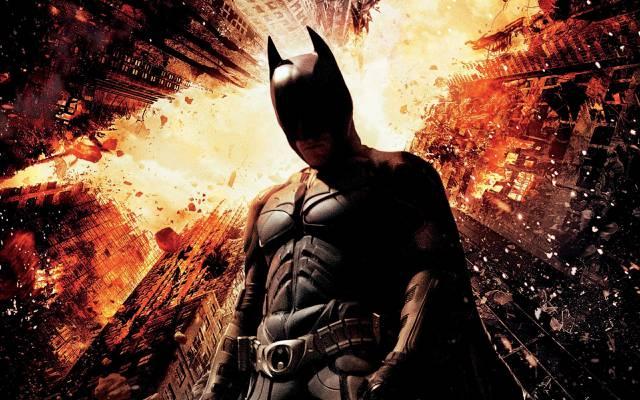 海报,促销,蝙蝠侠,基督教大包,蝙蝠侠,黑暗骑士升起