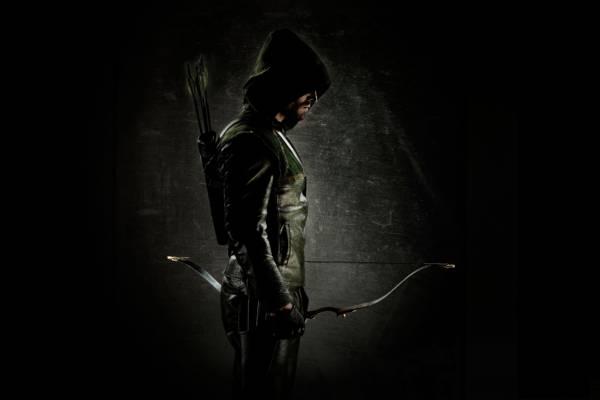绿箭,箭,DC漫画,奥利弗女王,箭头,绿箭,斯蒂芬Amell,奥利弗女王,斯蒂芬...