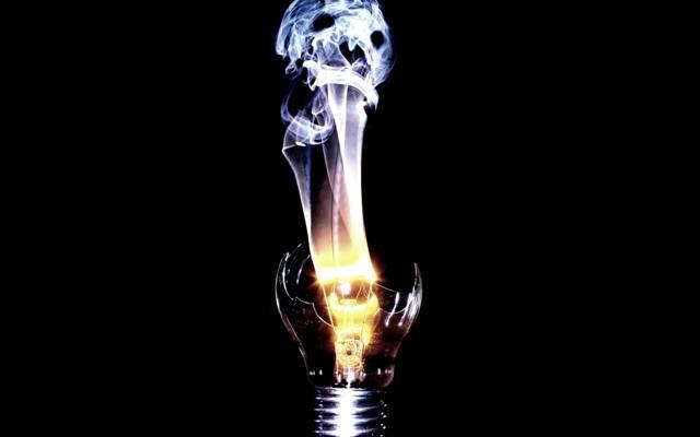 灯泡,螺旋,精神
