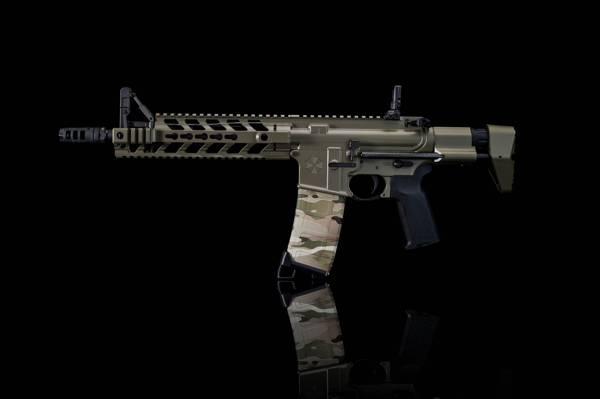 武器,AR-15,突击,伞,步枪