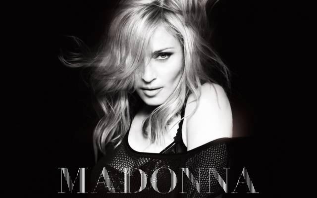 麦当娜,看,歌手,MDNA,麦当娜