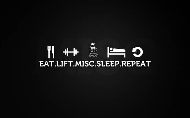 熄灯,食物,时间表,醒来