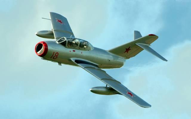苏联战斗机,米格-15,米格-15