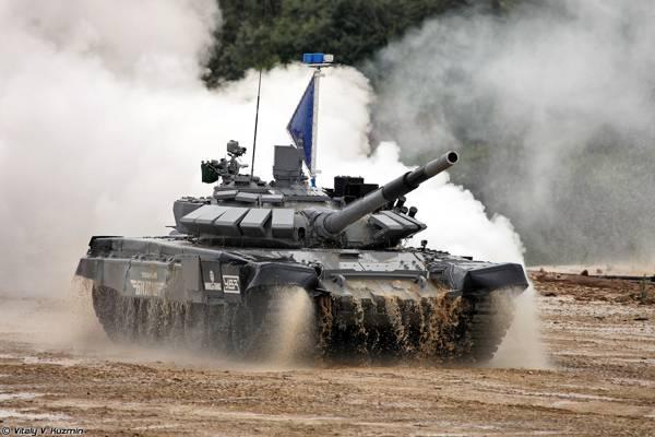 俄罗斯,T-72 B3,坦克冬季两项,坦克