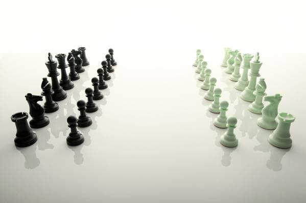 图,反射,国际象棋