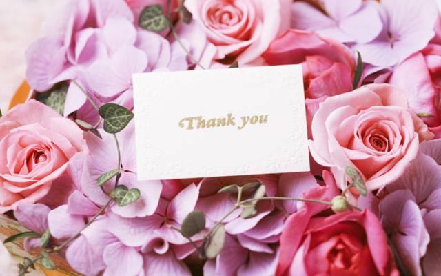 鲜花,鲜花,谢谢你,花束,卡,谢谢你,玫瑰,花束,卡,玫瑰
