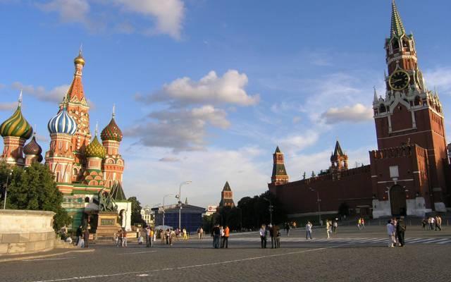 克里姆林宫,人民,莫斯科