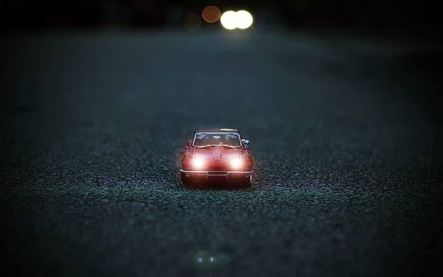 宏,玩具,道路,机器