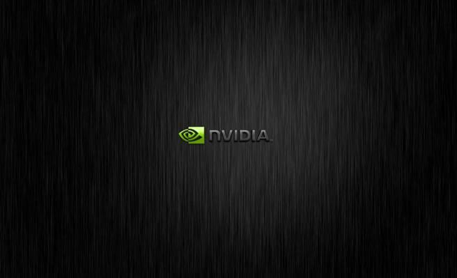 Nvidia,电脑。,黑色,壁纸,黑色的背景