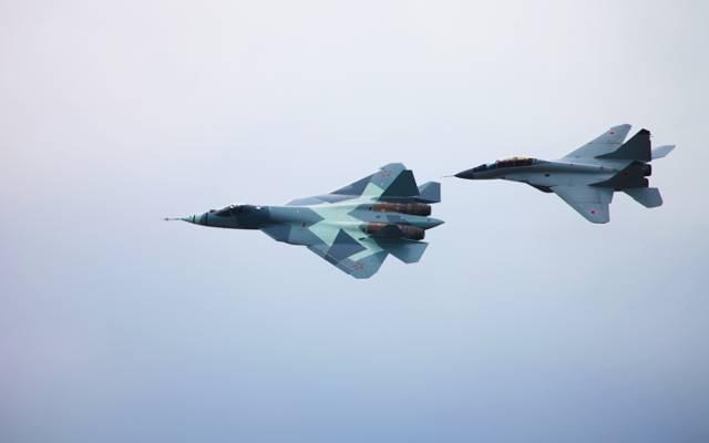 T-50,T-50和MiG-29M2,MiG-29M2