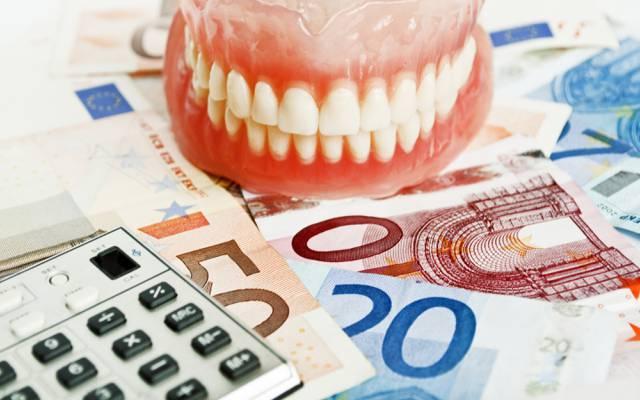 商业,医学,牙医,假牙,假牙