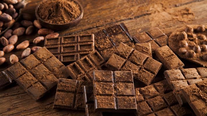 浓情黑巧克力