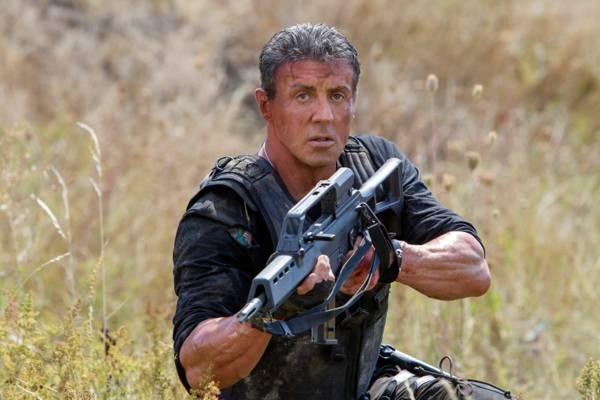 武器,相框,西尔维斯特·史泰龙,西尔维斯特·史泰龙,敢死队3,消耗品3,巴尼·罗斯