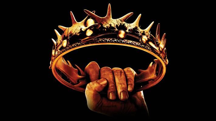 国王,电视连续剧,王冠,权力的游戏壁纸冲突