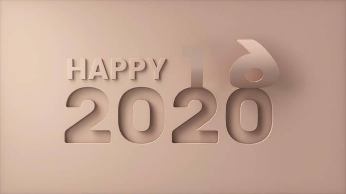 2019岁末,2020年初