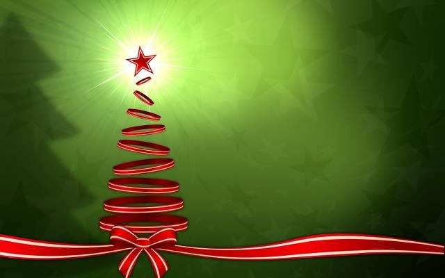 壁纸图形,光线,假期,磁带,星星,冬天,光,树,圣诞节,新年,新年,弓,圣诞节