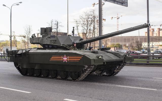 战斗坦克,装甲,T-14,Armata