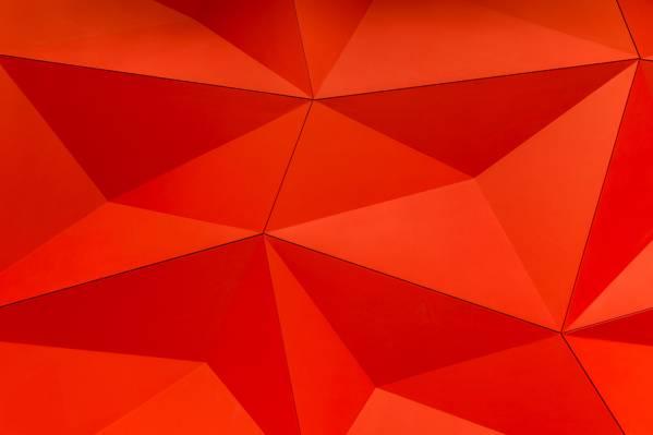三角形,油漆,音量,线条