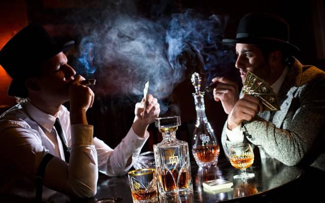 男人,游戏,烟雾