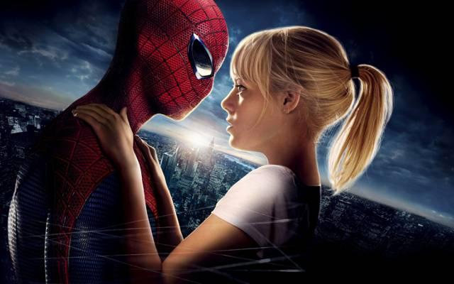 艾玛斯通,小说,安德鲁·加菲尔德,惊人的蜘蛛侠,冒险,行动