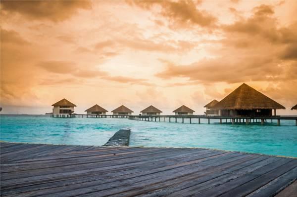 海滩,马尔代夫,泻湖,海,沙滩,海,日落,加勒比海,马尔代夫,拉古纳,海洋,热带地区