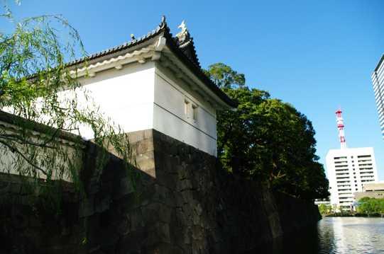 日本皇居的图片