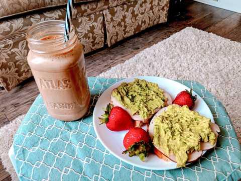 美味营养早餐图片