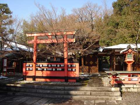 日本神社高清图片