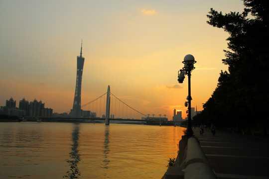 广东广州景色图片