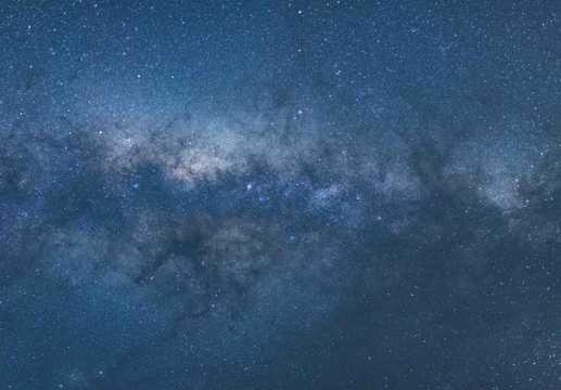 银河夜空壁纸图片