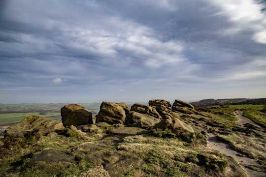英国约郡景物图片