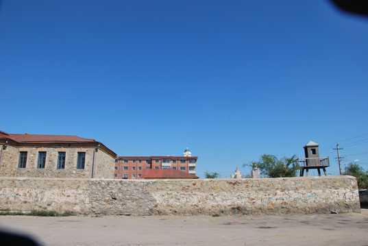 内蒙古满洲里老建筑图片