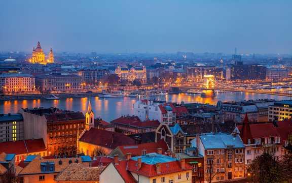 欧洲古典建筑景物图片