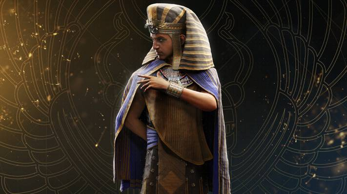 刺客信条:起源,刺客信条,托勒密,育碧,起源