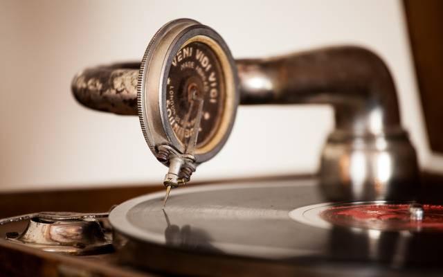 乙烯基,留声机,音乐
