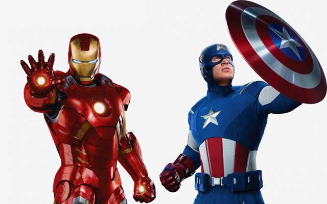 铁人,钢铁侠,漫画,复仇者,复仇者,奇迹,托尼·斯塔克,漫画,美国队长,...